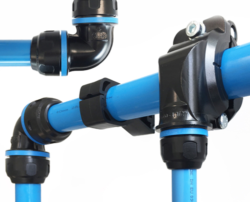 S08 PPS Compressed Air Piping System