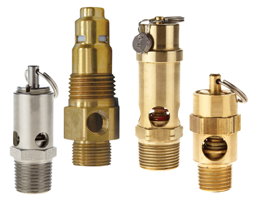 S09 Air Tank and Compressor Safety Check Valves