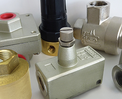 S85 Flow Control Valves and Valves