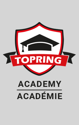 Topring Academy online training