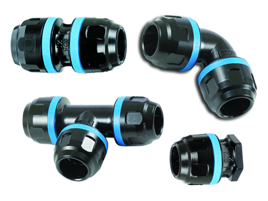 Topring PPS aluminium fittings